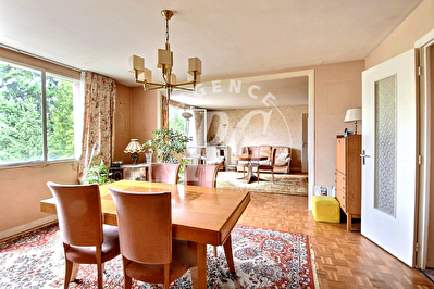 Grand appartement familial, centre ville
